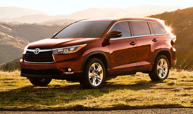 Toyota Highlander 2014 2.7