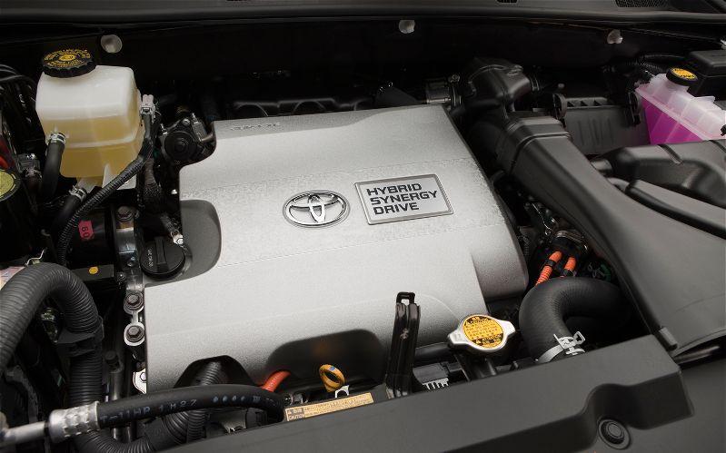 Hybrid Drive Synergy