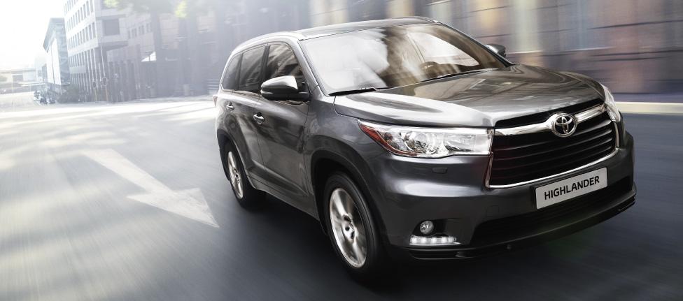 Toyota Highlander 2014 3,5l