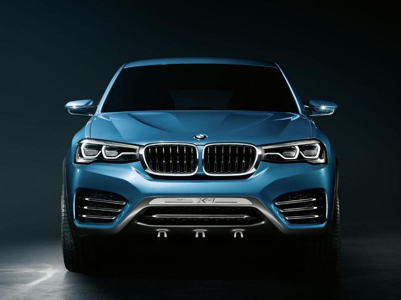 Долгожданный BMW X4