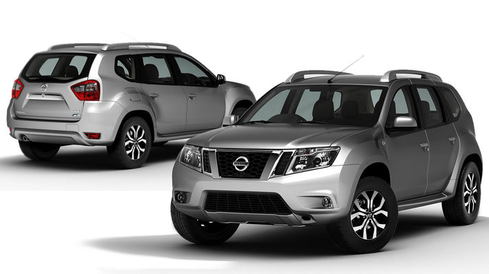 Nissan Terrano II поколение