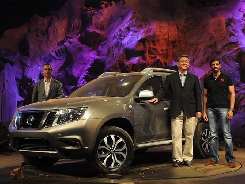 Презентация нового поколения Nissan Terrano