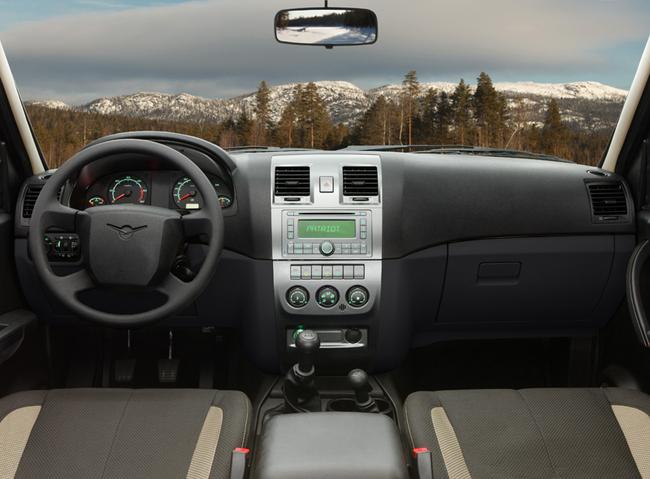 Новый УАЗ Патриот 2015: отзывы, видео, технические характеристики ...