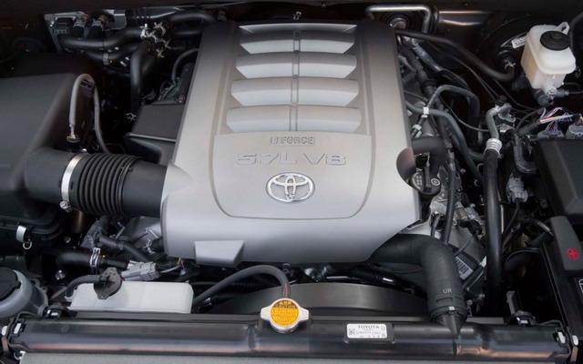Мощный 5,7 литровый V8