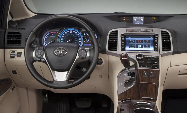 Тойота венза 2014 фото