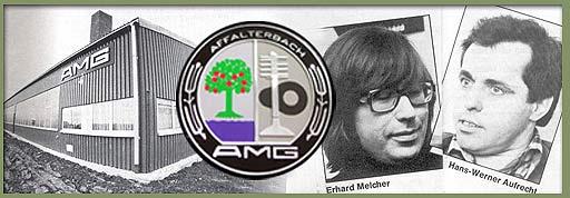 Эрхард Мельхер и Ханс-Вернер Ауфрехт основатели знаменитого тюнинг ателье. 1967 год