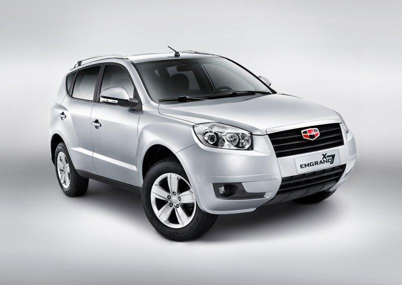 Китайские  автомобили становятся очень популярными в России