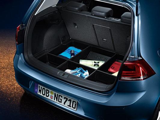 Багажник Volkswagen Golf 7