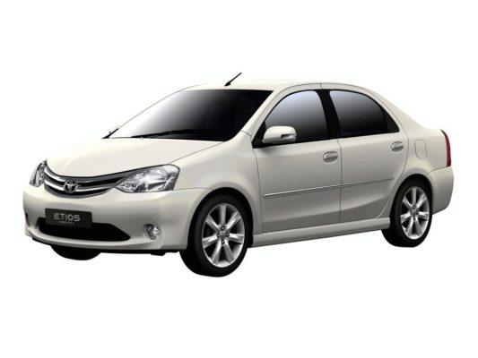 Toyota Etios и Liva