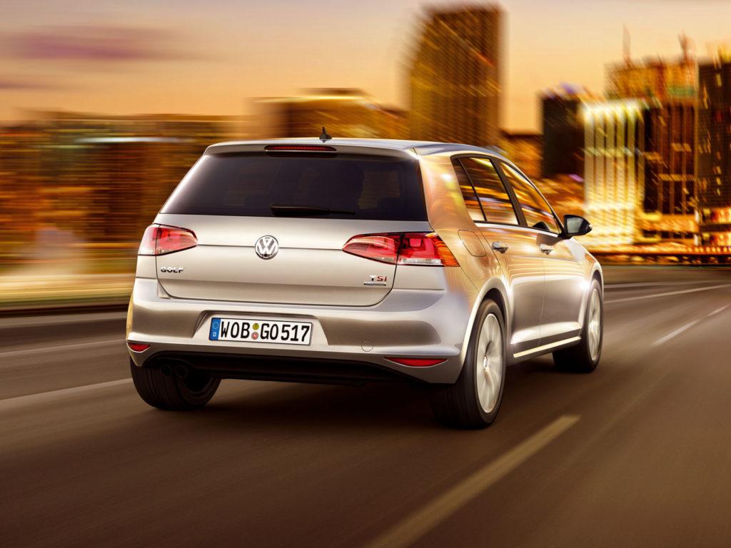 Динамика Volkswagen Golf 7