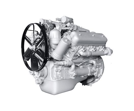 ЯМЗ-65654 – 6-цилиндровая мощь для отечественных машин